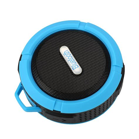 Bestfire Portable Bluetooth Speaker With Tf Card Slot And Mic Lv900 outdoor portable mini waterproof bluetooth stereo speaker with mic tf slot ebay