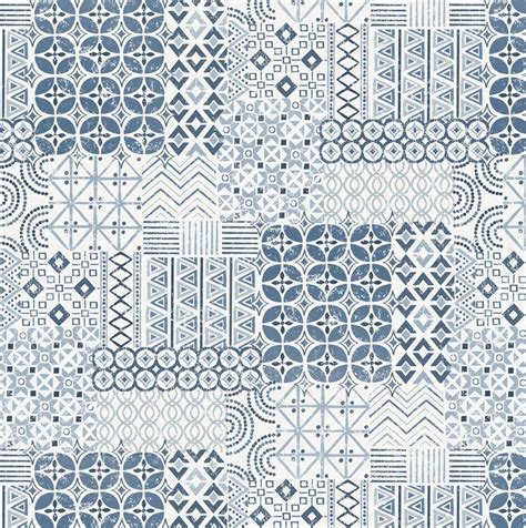 Denim Patchwork Fabric - denim patchwork fabric by the yard white fabric