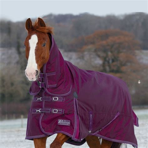 How To Put On A Horse Rug With Leg Straps The Shires Winter Typhoon 300g Combo Turnout Rug Is For