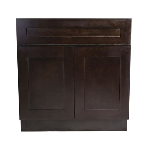 design house cabinets design house brookings fully assembled 42x34 5x24 in kitchen sink base cabinet in