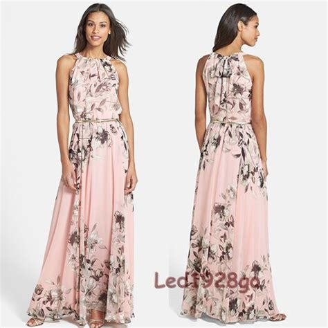 Nice Summer Women Boho Long Maxi Dress Lady Beach Dresses Sundress   eBay