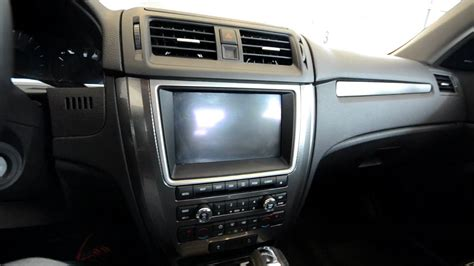 how things work cars 2010 ford fusion navigation system 2010 ford fusion sel nav stk p2570 for sale at trend motors used car center in rockaway nj