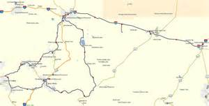 holbrook arizona map flagstaff to holbrook don moe s travel website