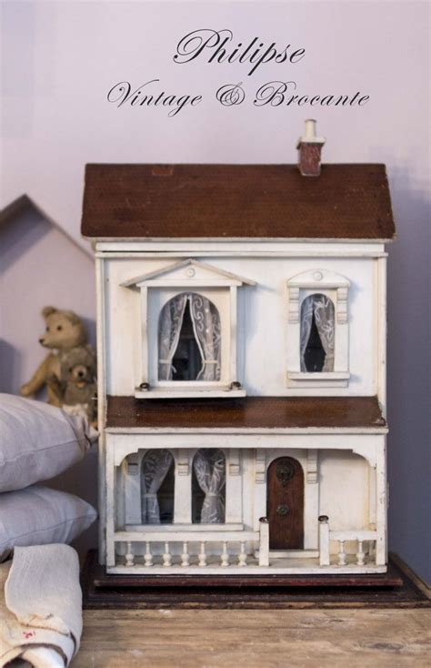 vintage doll house 17 best ideas about vintage dollhouse on pinterest victorian dollhouse kids doll