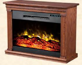 Roll N Glow Fireplace by Roll N Glow Heat Surge Amish Electric Fireplace