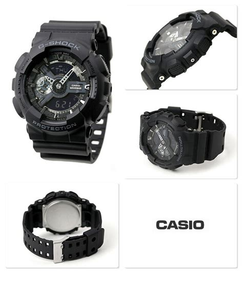 Casio G Shock Ga 110 Pm Original casio g shock ga 110 1bdr original end 10 3 2016 5 15 pm