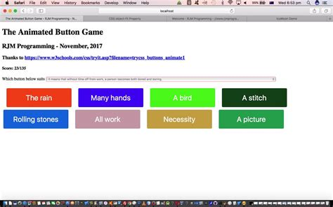 css tutorial game css3 button animation transition game tutorial robert