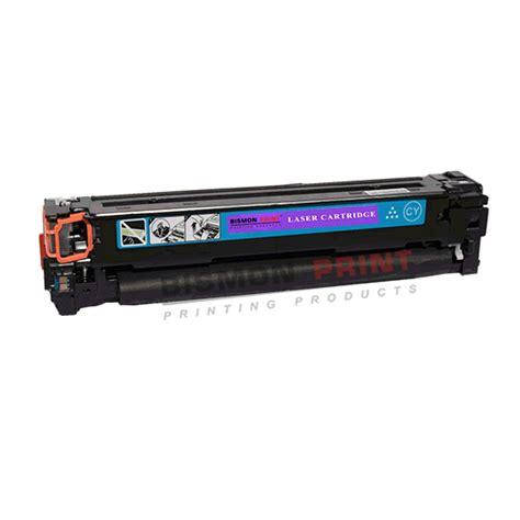 Toner Cartridge Hp Cf211a Pro 200 M251 Cyan Bergaransi remanuf cartridges hp cyan laser printer pro200color m251 200 color mfp m276 laserjet pro m251