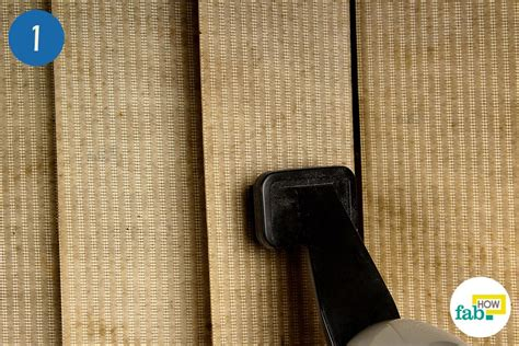 how to clean fabric window blinds the easy how to clean material window blinds thecarpets co