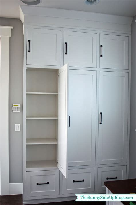 cabinet door storage ideas my new organized mudroom the sunny side up blog