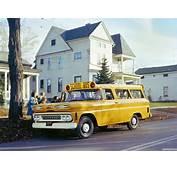 Chevrolet Suburban School Bus 1959  Wallpaper 21550