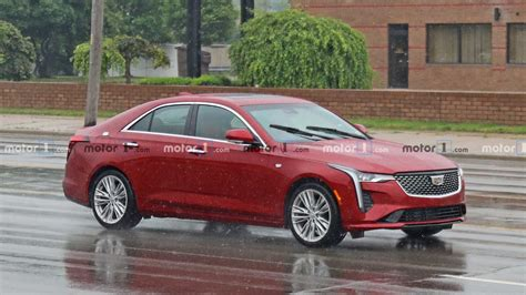 Cadillac Ct4 2020 by 2020 Cadillac Ct4 Fully Undisguised