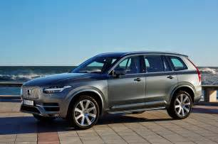 Volvo Xc90 T6 Mpg 2016 Volvo Xc90 T6 Front Three Quarter 01 Photo 35