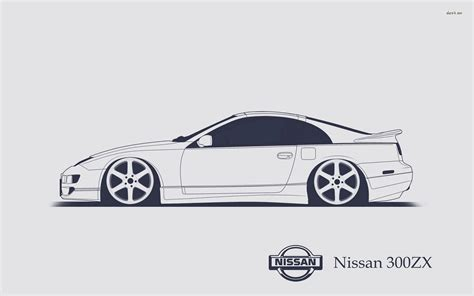 nissan 300zx turbo wallpaper 300zx wallpapers wallpaper cave