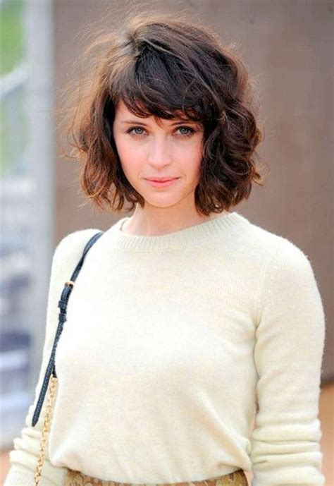 curly lob with bangs hair color ideas and styles for 2018 m 225 s de 1000 ideas sobre bangs curly hair en pinterest