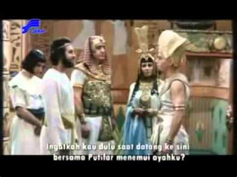 film kisah nabi yusuf part 8 film nabi yusuf as zulaikha vs yusuf 24 dari penjara ke