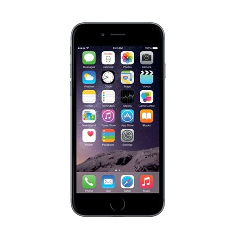 Tongsis Iphone jual apple iphone 6 plus 16 gb smartphone silver