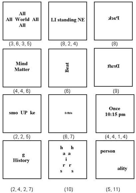 images  brain teasers  pinterest brain