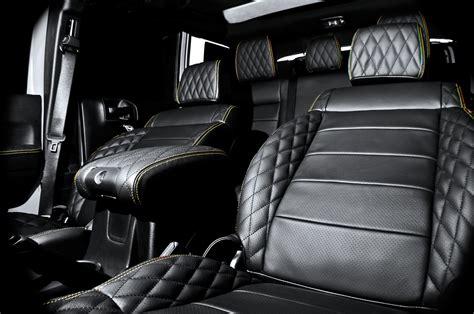 kahn jeep interior jeep wrangler sahara cj300 by kahn unveiled autoevolution