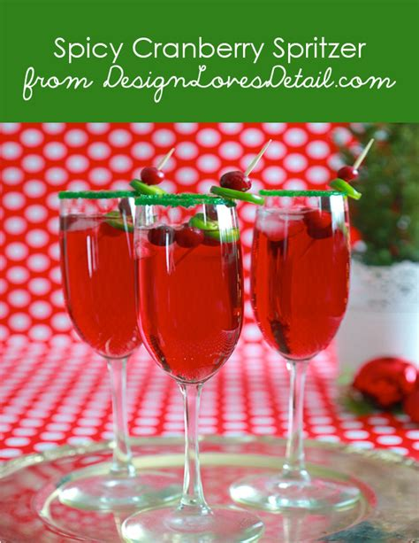 cocktail recipes drinks to liven up the holidays 2017 edition books drink recipe spice it up