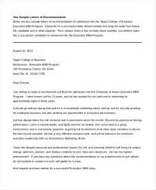 Recommendation Letter For Candidate Sle Letter Of Recommendation Format 8 Free Documents In Pdf Doc