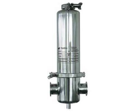 pg housing pg eg sanitary steam filter housing