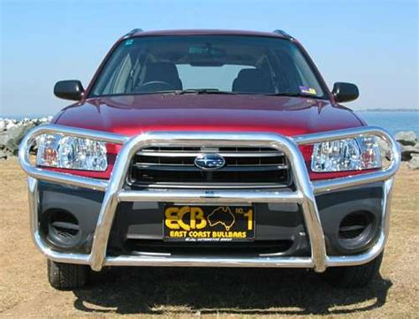 Brush Guard Grille Guard Subaru Forester Owners Forum