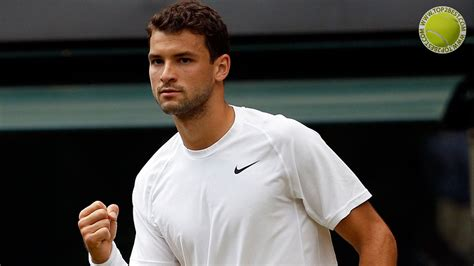 grigor dimitrov grigor dimitrov wallpapers profile bulgarian tennis star