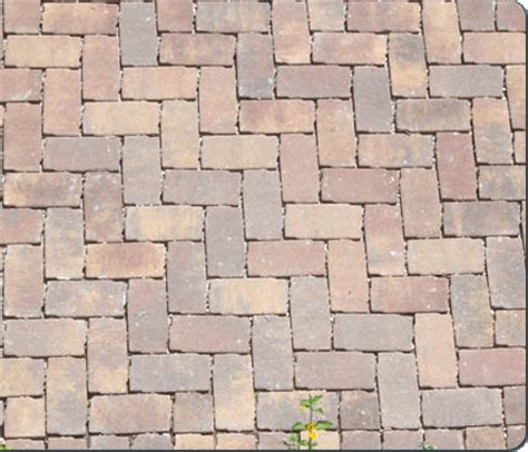 architectural permeable pavers
