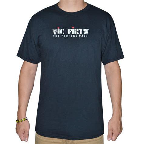 Promark T Shirt vic firth worn logo t shirt pts14logo