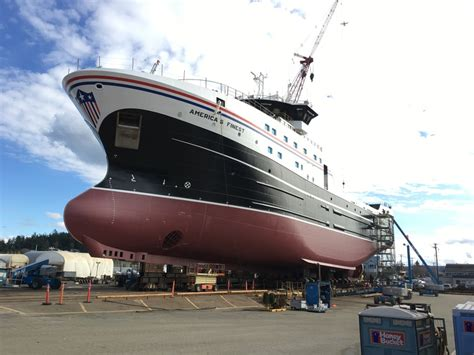 seattle fishing boat builders new anacortes built trawler could be grounded by old law