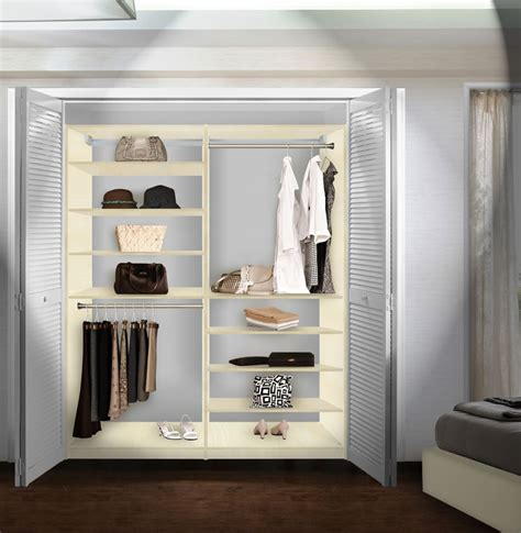 isa closet system high and low easy to reach