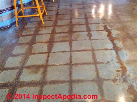 concrete floor finishes color finish trial on poured methods for coloring or staining concrete concrete surface