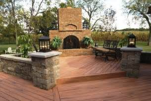 columbus oh tailgate effect backyard patio designs
