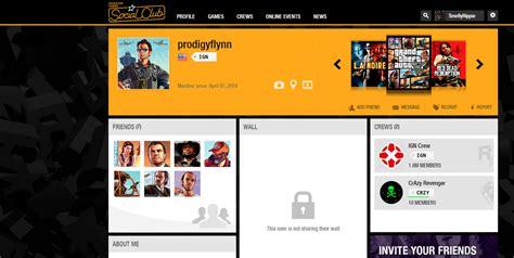 manual link to social club application download rockstar image gallery rockstar account