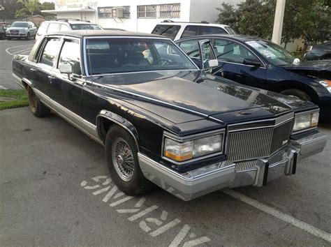 brougham cadillac 1992 cadillac brougham for sale autos post