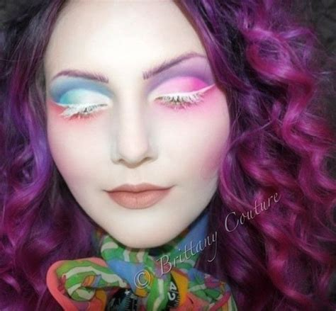 mrshatter makeup  video tutorial   create