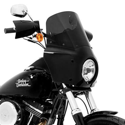 Fairing Custom Kedok Custom Lu Gauntlet Smoke Harley motorcycle windshields motorcycle fairings replacement plastics shades