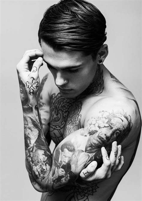 stephen james tattoos stephen by darren black tatoos