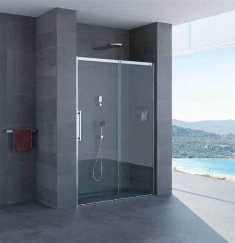 porta doccia scorrevole prezzi porta scorrevole per doccia a nicchia quot gaia quot profili in