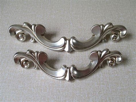 vintage silver drawer handles drawer pulls antique silver and door handles on