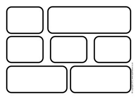 8 best images of printable brick template for teachers