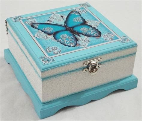 Decoupage Box Ideas - best 25 decoupage box ideas on diy decoupage