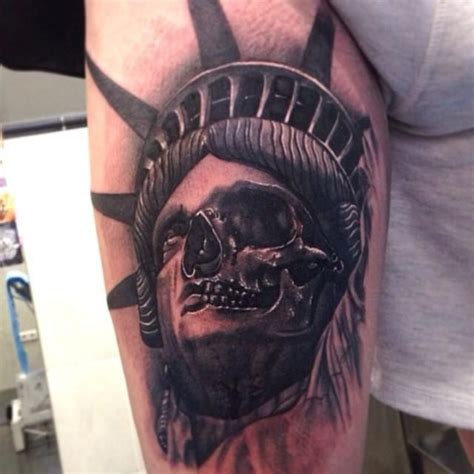 statue of liberty tattoo designs statue of liberty tattoos statue of