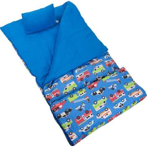 wildkin olive heroes sleeping bag sleeping bags review