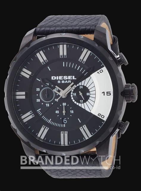 Jam Tangan Pria Diesel Chronograph diesel dz4382 pairs stronghold chronograph black
