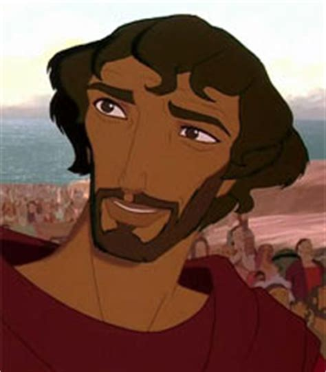 cartoon film of moses voice of moses the prince of egypt behind the voice actors