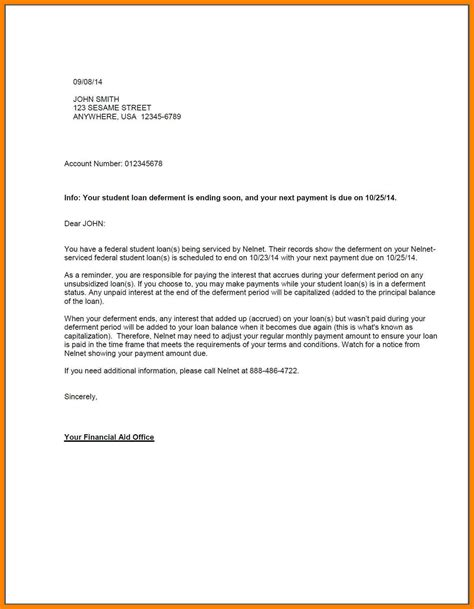 College Admission Deferment Letter admission letter sle recommendation letter for college