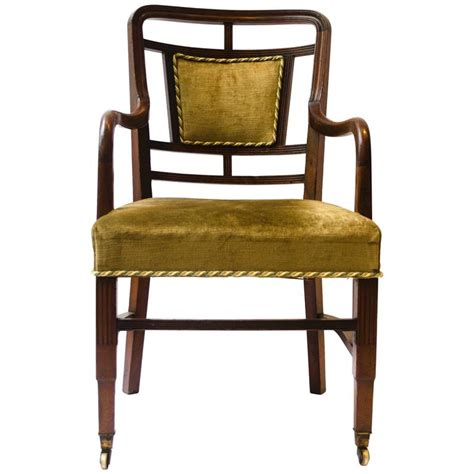 rare anglo japanese armchair e w godwin for sale at 1stdibs