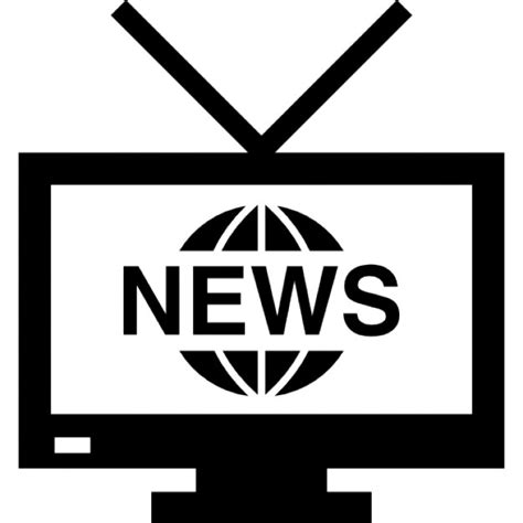 Auto Bild T V Report by Tv Monitor With Antenna And International News Program On